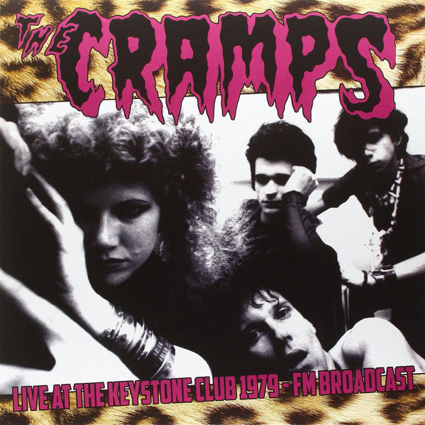 Cramps, The - Live at the Keystone Club 1979