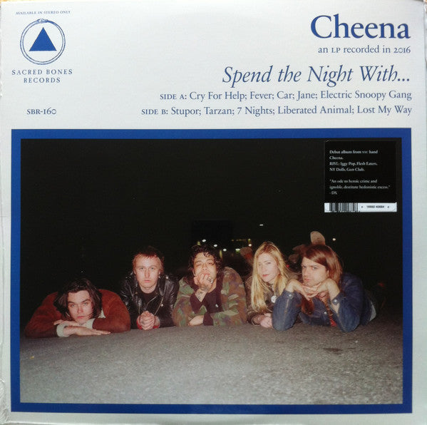Cheena - Spend The Night With....