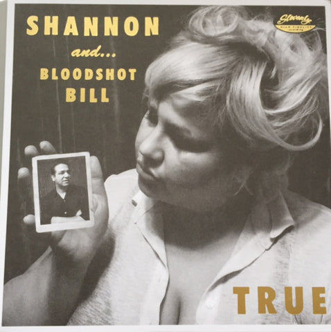 Bloodshot Bill And Shannon - Honey Time