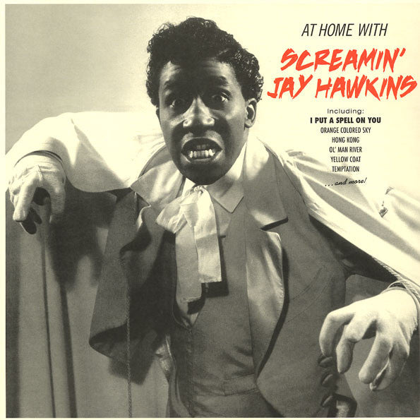 Screamin' Jay Hawkins - At Home With... LP