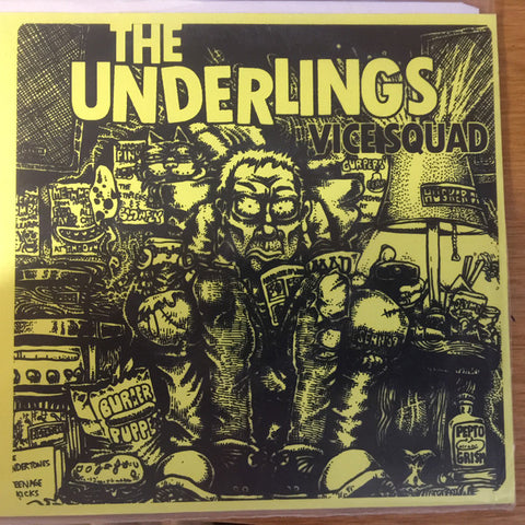 The Underlings - Vice Squad