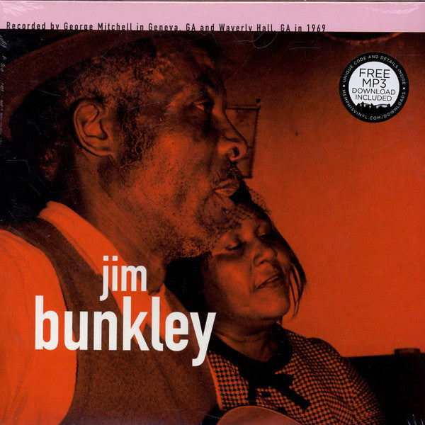 Jim Bunkley / George Henry Busey - The George Mitchell Collection
