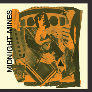 Midnight Mines - If You Can't Find A Partner Use A Wooden Chair