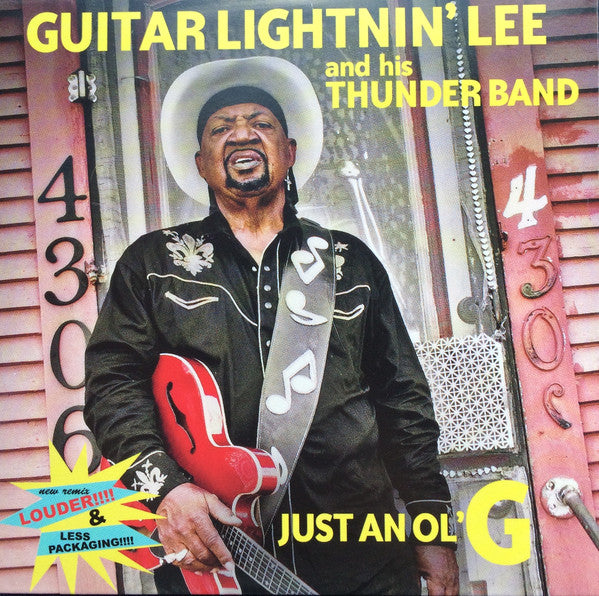 Guitar Lightnin' Lee and His Thunder Band - Just an Ol' G