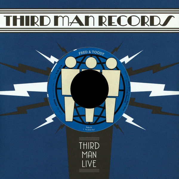 Fred & Toody - Live At Third Man Records