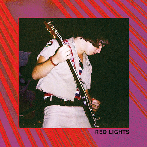 Red Lights - Self-titled