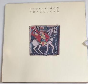 Paul Simon - Graceland (Used LP)