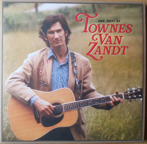 Townes Van Zandt - The Best Of...