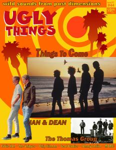 Ugly Things #44 - Things To Come - Orange Cover