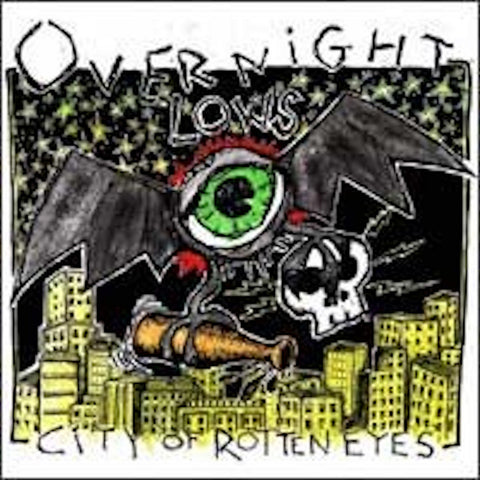 Overnight Lows - City Of Rotten Eyes [Goner]