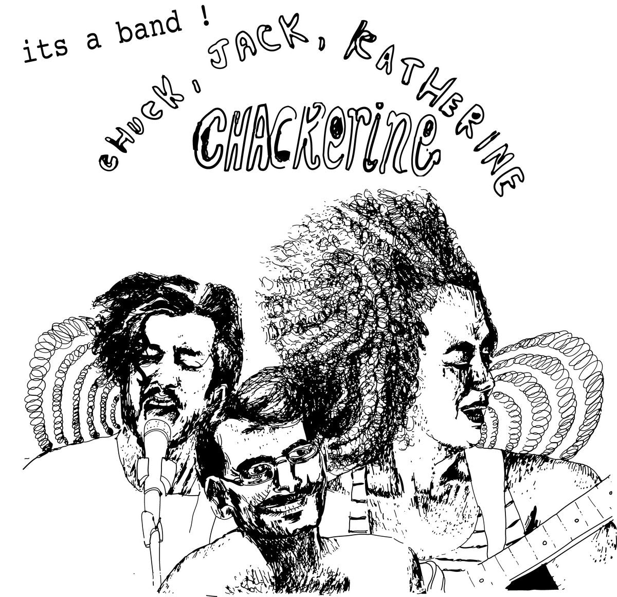Chackerine - Its A Band!