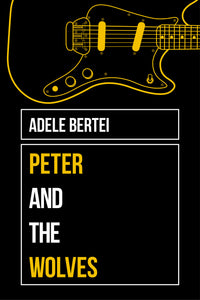 Adele Bertei - Peter & The Wolves book