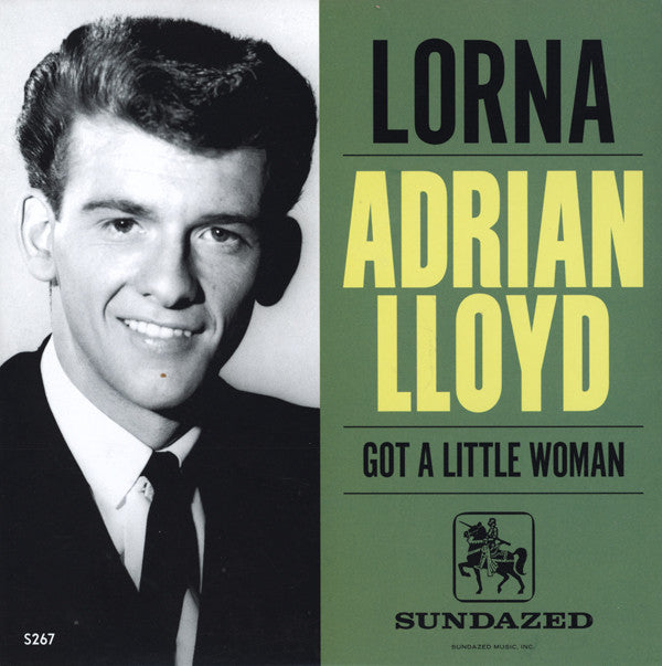 Adrian Lloyd - Lorna b/w Got a Little Woman