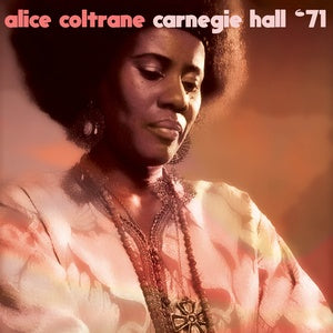 Alice Coltrane - Live At Carnegie Hall '71