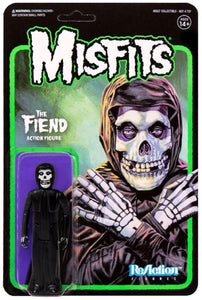 Misfits Reaction Figure - The Fiend [Midnight Black]