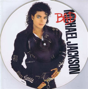 Michael Jackson - Bad Picture Disc