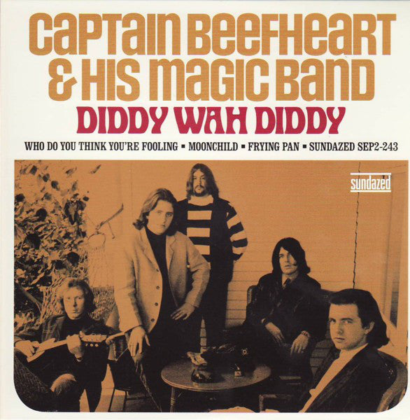 Captain Beefheart & His Magic Band - Diddy Wah Diddy