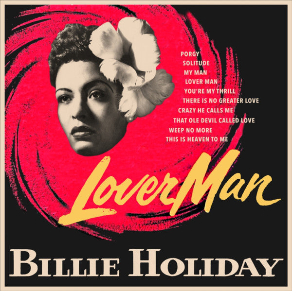 Billie Holiday ‎- Lover Man