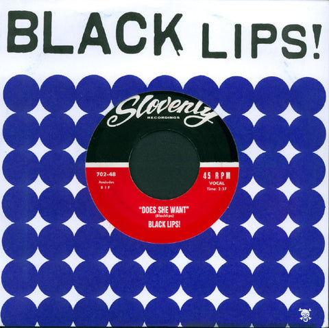 Black Lips - Does She Want