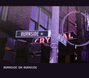 R.L. Burnside - Burnside On Burnside