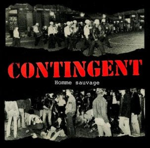 Contingent - Homme Sauvage