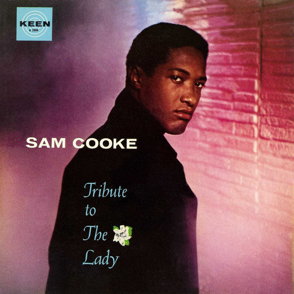 Sam Cooke ‎- Tribute To The Lady