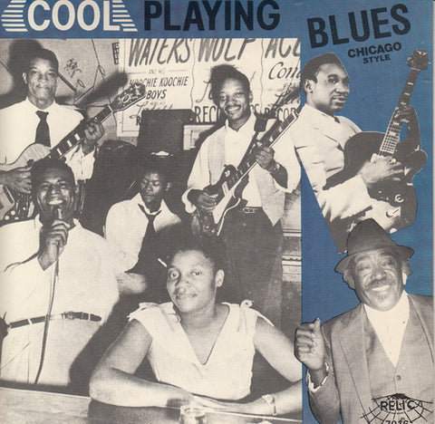V/A - Cool Playing Blues Chicago Style
