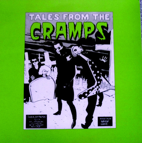 Cramps - Tales From The Cramps (Rare Recordings 77-79)