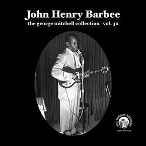John Henry Barbee - George Mitchell 7""