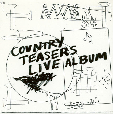 Country Teasers - Live Album