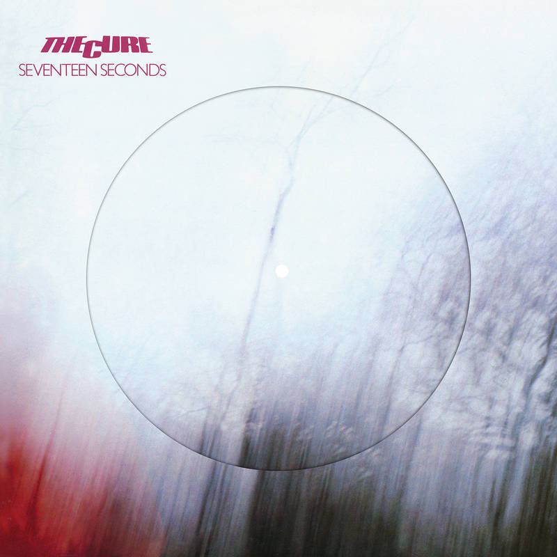 Cure, The - Seventeen Seconds (Picture Disc)