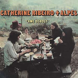 Catherine Rebeiro & Alpes - Ame Debout