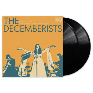 Decemberists - Live Home Library Vol 1, August 11, 2009 - PREORDER