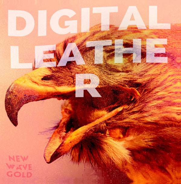 Digital Leather - New Wave Gold