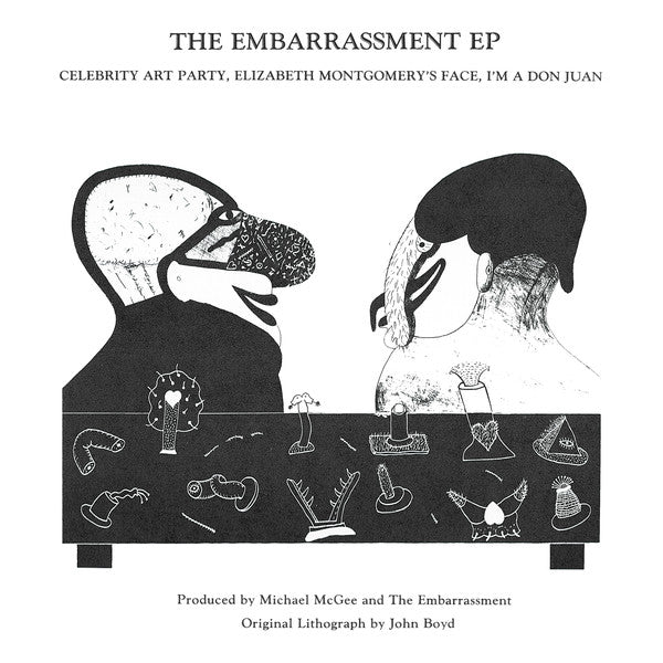 Embarrassment, The - EP
