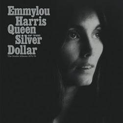 Emmylou Harris - Queen Of The Silver Dollar: The Studio Albums 1975-1979
