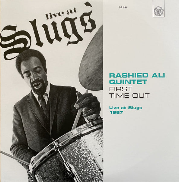 Rashied Ali Quintet - First TIme Out / Live At Slug's
