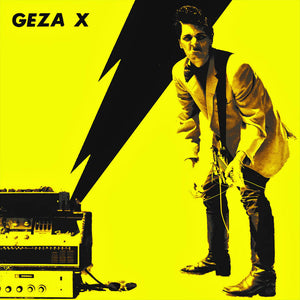 GEZA X - Practicing Mice / Me No Wanna Be 7""