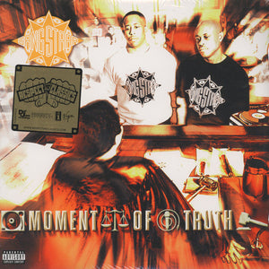 Gang Starr ‎- Moment Of Truth