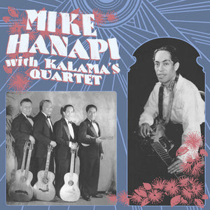 Mike Hanapi With Kalama's Quartet - s/t (Compilation)