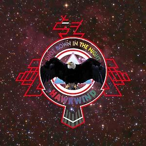 Hawkwind - Shot Down In The Night: Live Uk 1979