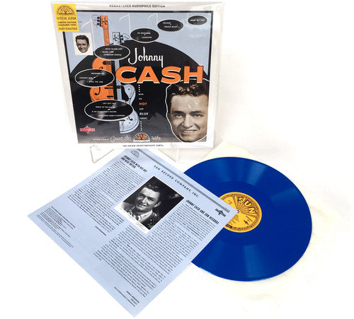 Johnny Cash - And His Hot & Blue Guitar