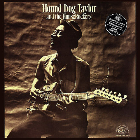 Hound Dog Taylor and The Houserockers - Self-titled