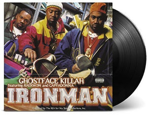 Ghostface Killah - Ironman (Import)