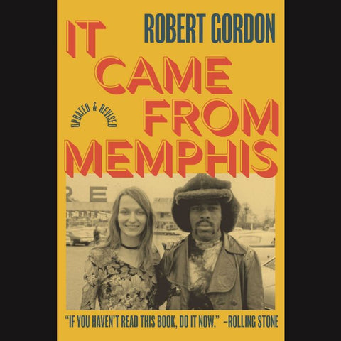 It Came From Memphis EXPANDED EDITION by Robert Gordon - SIGNED!