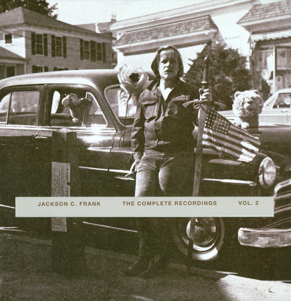 Jackson C. Frank - The Complete Recordings Vol. 2