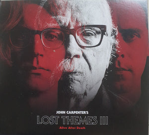 John Carpenter ‎- Lost Themes III: Alive After Death