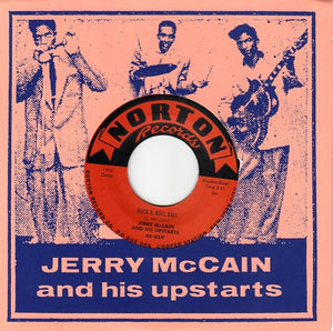 Jerry McCain and His Upstarts - Rock & Roll Ball
