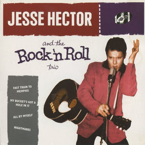 Jesse Hector - ...And The Rock & Roll Trio EP