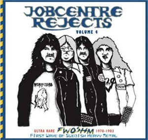 V/A - Jobcentre Rejects Vol. 4: Ultra rare FWOSHM 1978-1983